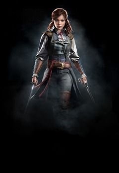 Elise, la touche féminine d'Assassin's Creed Unity