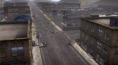 H1Z1 illustre la zone urbaine de Pleasant Valley