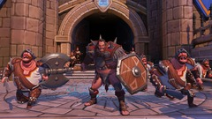Capture d'écran officielle d'Orcs Must Die! Unchained