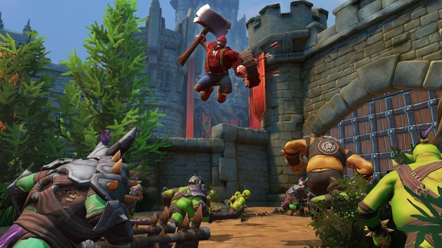 Images d'Orcs Must Die! Unchained