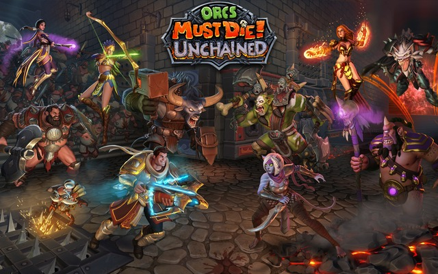 Image d'Orcs Must Die! Unchained