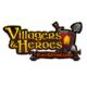 Logo de Villagers and Heroes