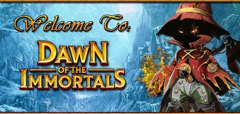 Dawn of the Immortals - Dawn of the Immortals se lance sur mobiles iOS