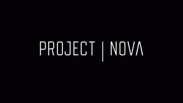 Logo de Project Nova