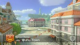 Mario Kart 8 Deluxe Wuhu Town