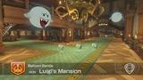 Mario Kart 8 Deluxe Luigi's Mansion