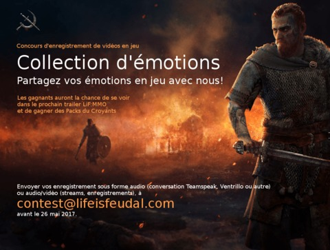 Life is Feudal: MMO - Fin de la troisième vague de test de Life is Feudal