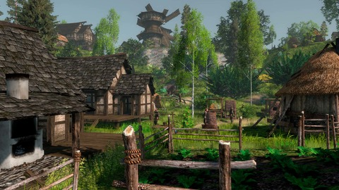 Life is Feudal: MMO - Lancement de notre univers Life is Feudal