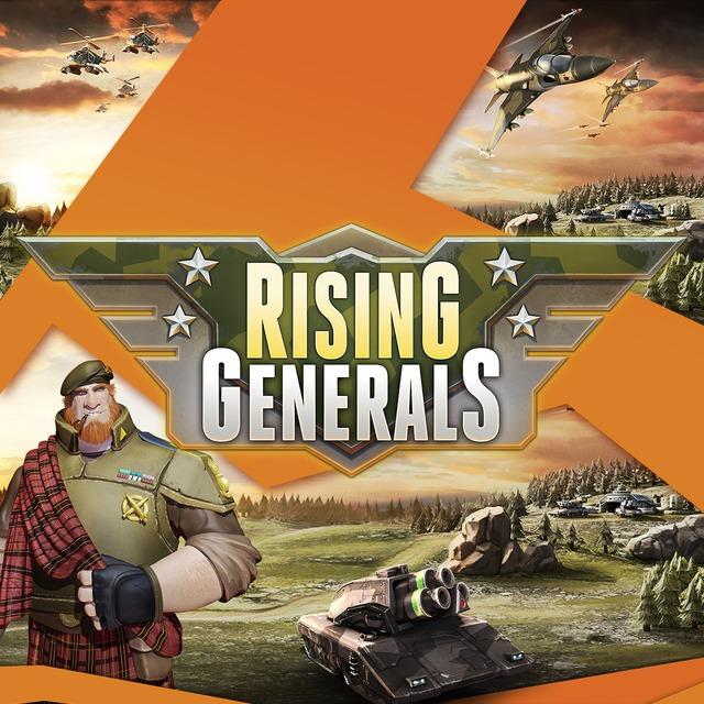 Logo de Rising Generals