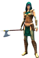 Scout Female