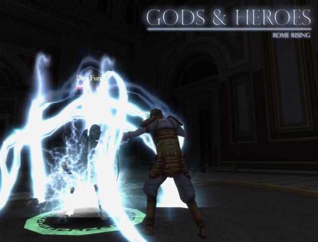 Image de Gods and Heroes
