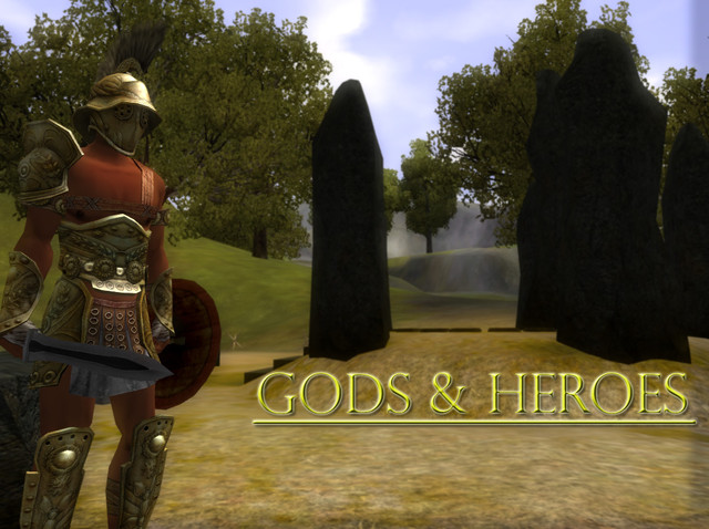 Image de Gods and Heroes