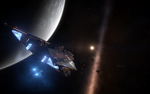 Elite Dangerous - GDC 2015 - Elite Dangerous s'annonce sur Xbox One