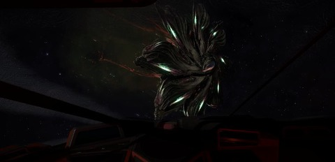 Elite Dangerous - Premier contact alien dans Elite Dangerous