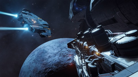 Elite Dangerous - Le DLC Horizons d'Elite Dangerous sera distribué gratuitement