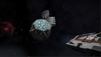 Le premier artefact : un sonar ?