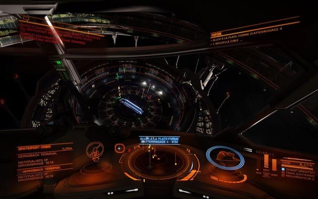 Docking intérieur