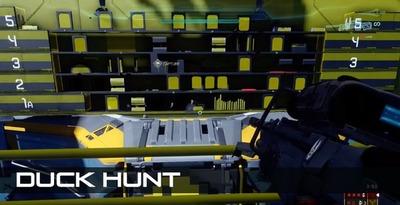 Préférez un sobre et efficace Duck Hunt
