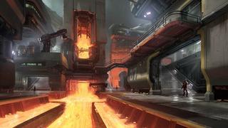 Warzone Firefight - Carte Molten