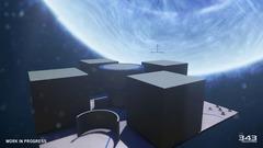 "Forge d'Halo 5 - Carte ""Espace"""