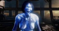 Cortana en pleine crise de folie.