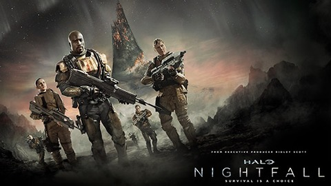 Halo Master Chief Collection - Les trois premiers épisodes de Halo: Nightfall disponibles