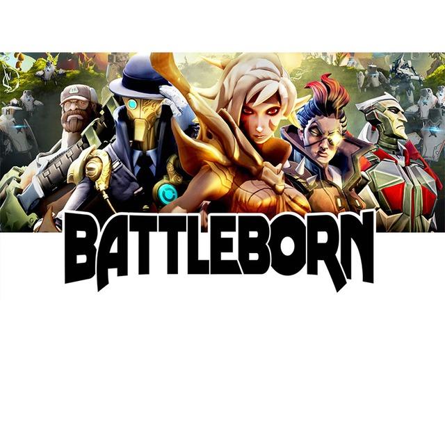 Logo de Battleborn