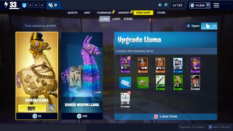 Fortnite - Vers davantage de transparence dans les loot boxes de Fortnite