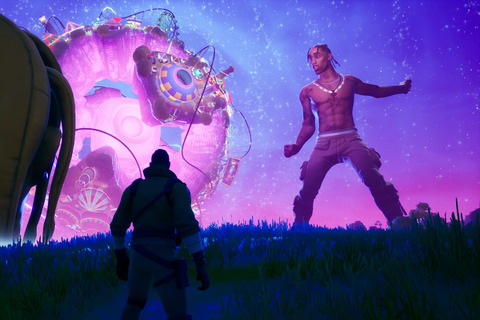Epic Games - Epic vs. Apple : Fortnite, l'ambition « d'un metaverse interactif, persistant et polyvalent »