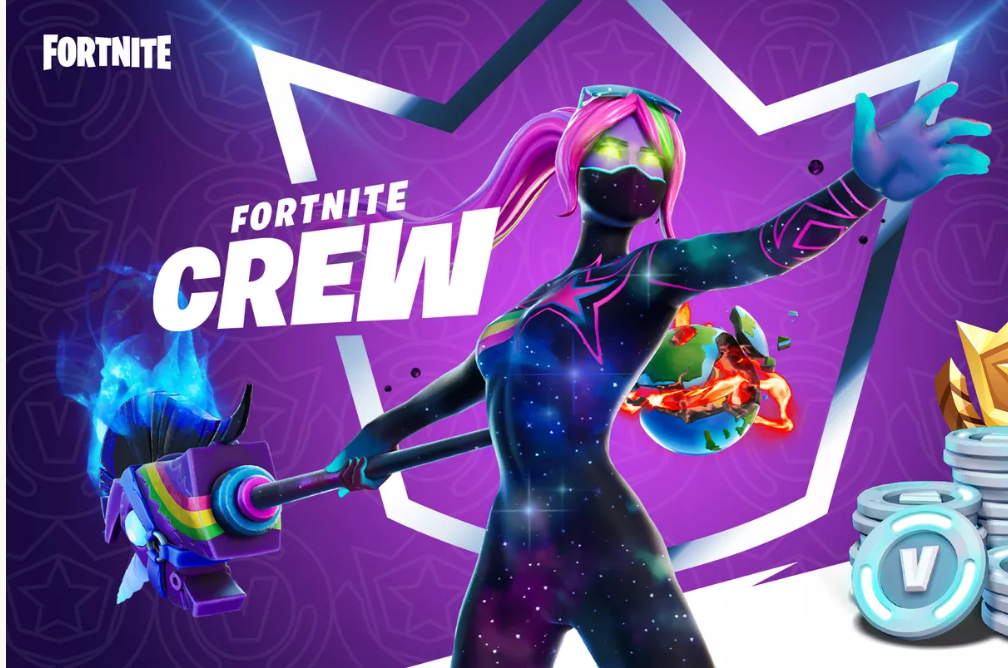 Fortnite Crew: The Battle Royale sera bientôt disponible sur abonnement