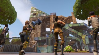Epic Games engage des poursuites contre les tricheurs de Fortnite