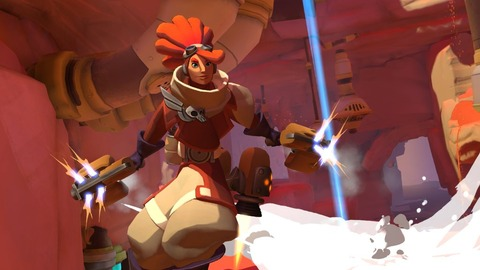 Gigantic - Un week-end de bêta ouverte pour Gigantic sur Windows 10