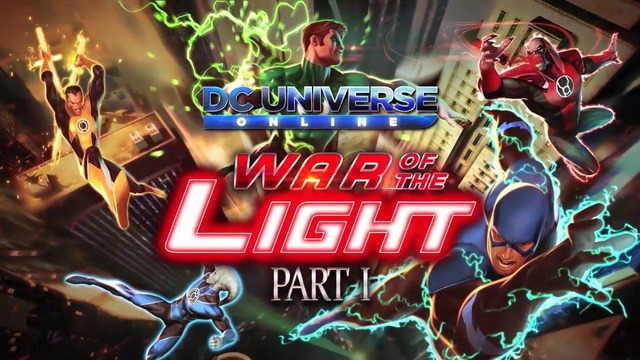 War of the Light Partie 1