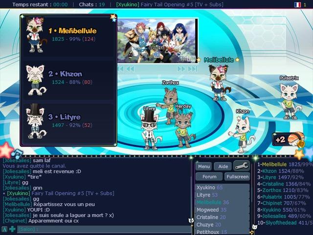 Screenshot Nekodancer