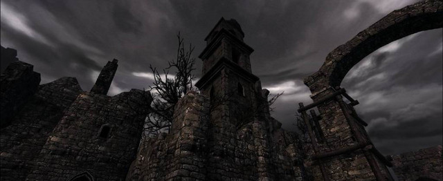 Darkness and Light - Captures officielles - Ruines…