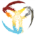 logo Infinity Wars