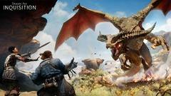 Dragon dans Dragon Age Inquisition