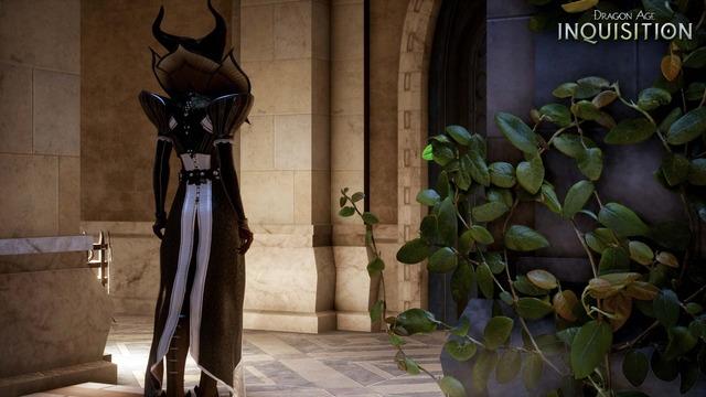 Capture officielle de Dragon Age Inquisition - Vivienne