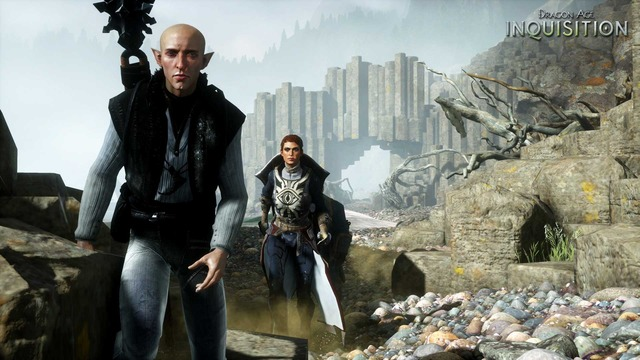 Capture officielle de Dragon Age Inquisition