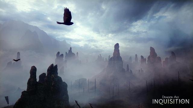 Capture officielle de Dragon Age Inquisition