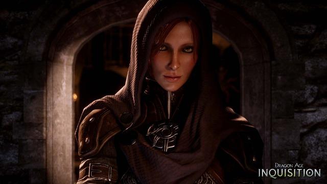 Capture officielle de Dragon Age Inquisition - Leliana