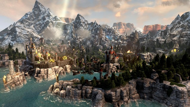 Images de Might & Magic Heroes VII