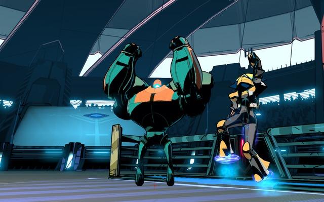 Images d'Arena Cyber Evolution