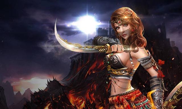 Images de Legend of Silkroad