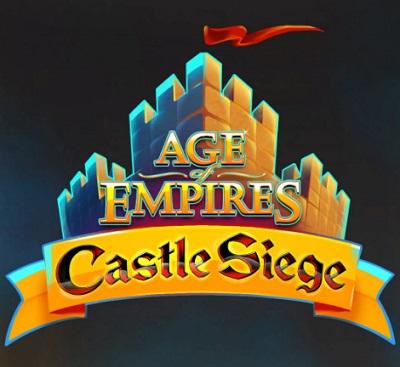 Logo de Age of Empires : Castle Siege