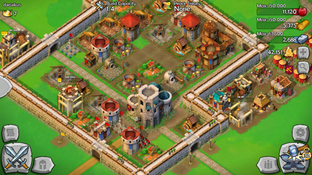 Images d'Age of Empires - Castle Siege