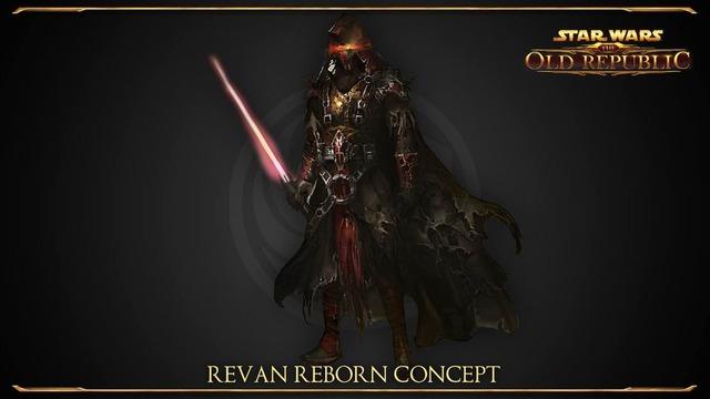 Concept art de l'extension Shadow of Revan