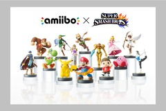 Les figurines amiibo s'expliquent sur Super Smash Bros
