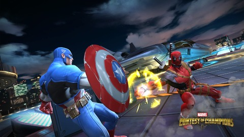 Marvel Contest of Champions - Marvel Contest of Champions ouvre les hostilités