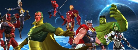 Marvel Contest of Champions - Marvel Contest of Champions précise son planning de sortie